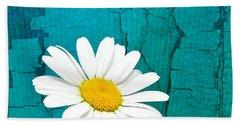 Sunshine Daisy Hand Towel