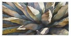 Sunstruck Yucca Hand Towel