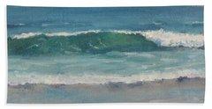 Surf Series 5 Bath Towel by Jennifer Boswell