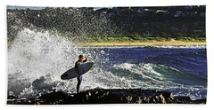 Surfer Bath Towel