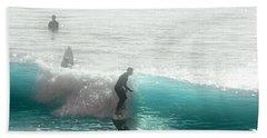 Surfing Usa Bath Towel