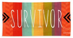 Survivor Bath Towel