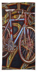Swallow Bespoke Bicycle Bath Towel