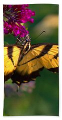 Swallowtail 1 Hand Towel