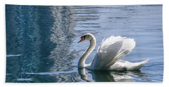 Swan Bath Towel