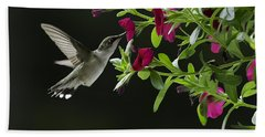 Sweet Nectar Hand Towel