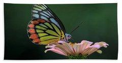 Delicate Beauty Hand Towel by Ramabhadran Thirupattur