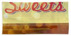 Sweets Hand Towel by Valerie Reeves