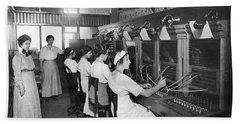 Switchboard Operators Hand Towel