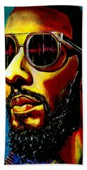 Swizz Beatz Hand Towel