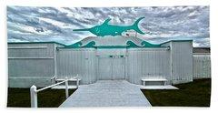 Swordfish Beach Club I Hand Towel