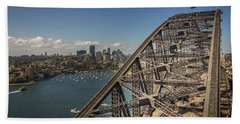 Sydney Harbour Bridge Bath Towel