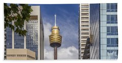 Sydney Tower Hand Towel