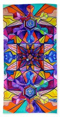 Synchronicity Hand Towel