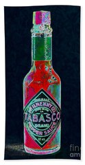 Tabasco Sauce 20130402 Bath Towel