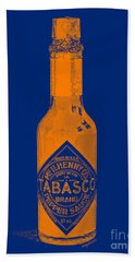 Tabasco Sauce 20130402grd2 Bath Towel