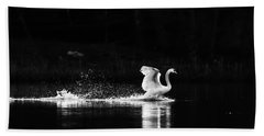 Take Off Bath Towel by Rose-Maries Pictures
