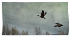 Taking Flight Bath Towel