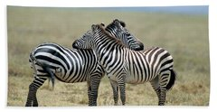 Tanzania Serenget National Park Bath Towel