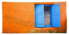 Taos Window IIi Hand Towel by Lanita Williams