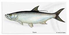 Tarpon Bath Towel