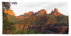 Taste Of Sedona Hand Towel