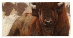 Tatanka Bath Towel
