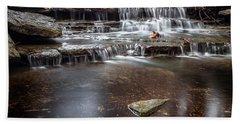 Taylor Creek Falls Bath Towel
