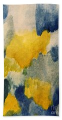 Tears Of Joy Hand Towel by Andrea Anderegg