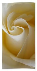 Tenderness White Rose 3 Bath Towel
