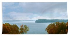 Tennessee Playgrounds Bath Towel