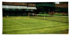 Tennis Hall Of Fame 2.0 Bath Towel