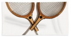 Tennis Sports Bath Towel
