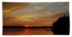 Sunrise...wisconsin Bath Towel