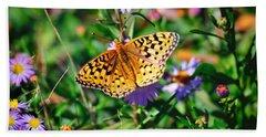 Teton Butterfly Bath Towel