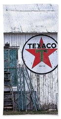 Texaco Times Past Bath Towel