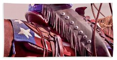 Texas Cowboy Hand Towel