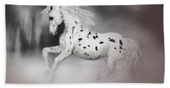 The Appaloosa Bath Towel