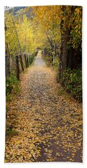 The Aspen Trail Bath Towel