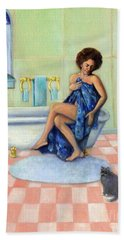 The Bath Hand Towel