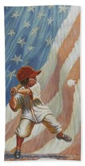 The Batter Hand Towel