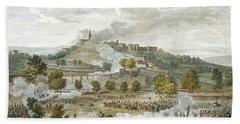 The Battle Of Montebello And Casteggio Bath Towel