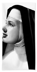 The Bell's Of St. Mary's Sister Mary Benedict Hand Towel
