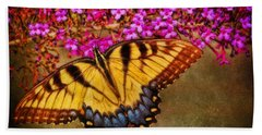 The Butterfly Effect Hand Towel