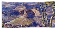 The Canyon Hand Towel
