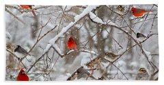 The Cardinal Rules Bath Towel
