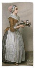 Tea Cup Hand Towels