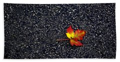 The Colors Of Autumn Hand Towel