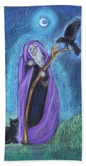 The Crone Bath Towel