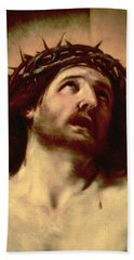 The Crown Of Thorns Hand Towel